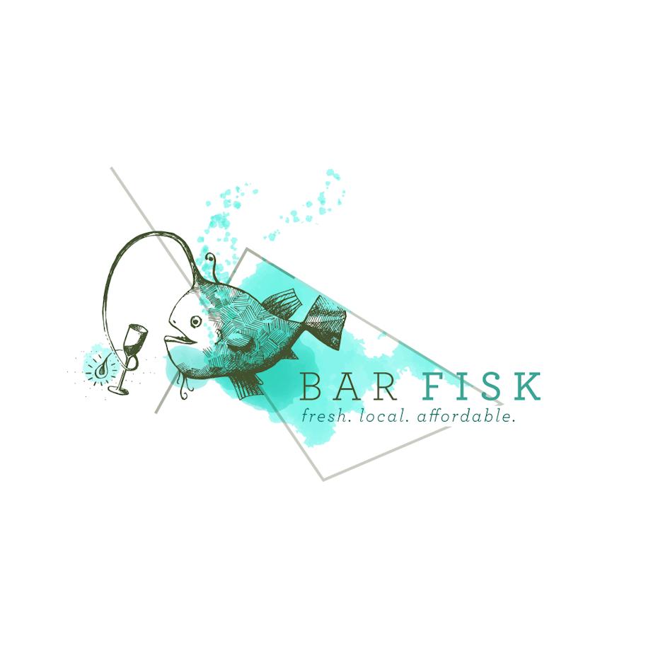 Bar Fisk logo