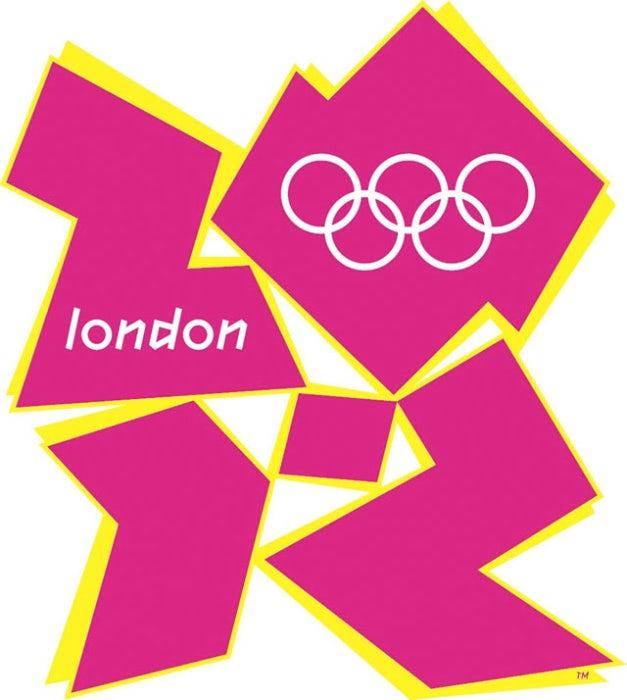 2012 Olympische Spiele London Logo