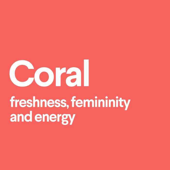 what does coral mean