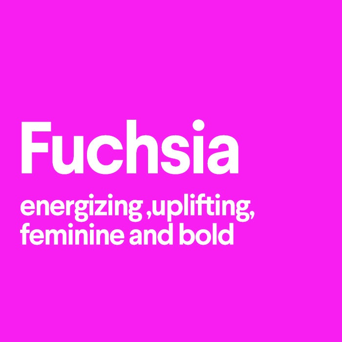 what does fuchsia mean