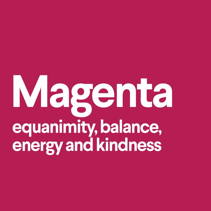 what does magenta mean