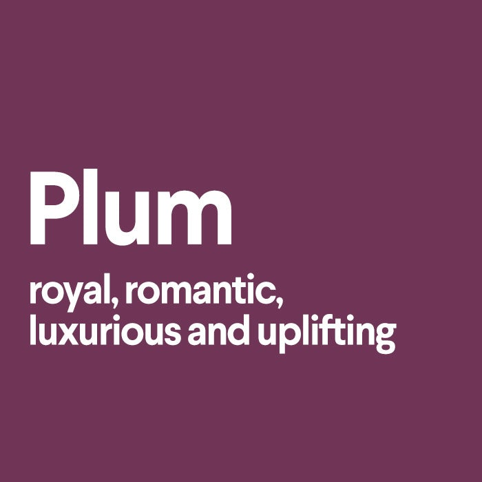 what does plum mean