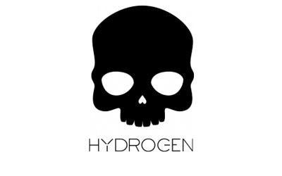 skull logo hydrogen