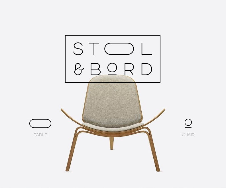 high end furniture brand identity pack