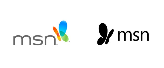 what company has a butterfly logo