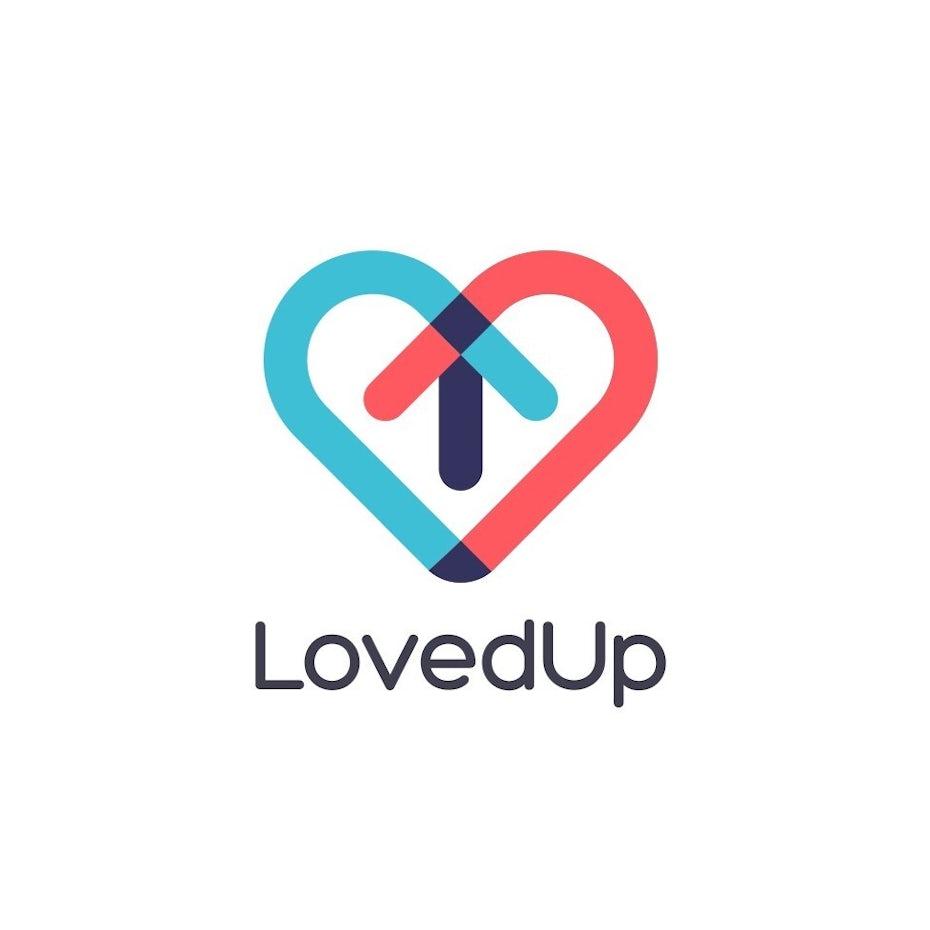 LovedUp logo