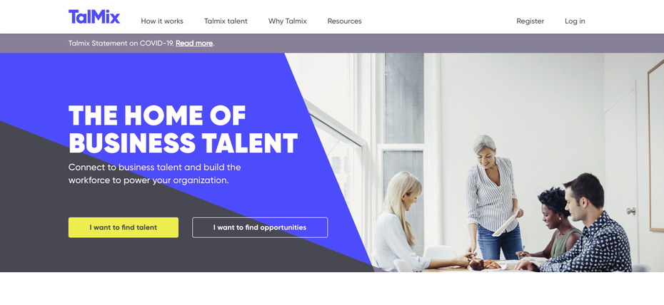 TalMix's homepage