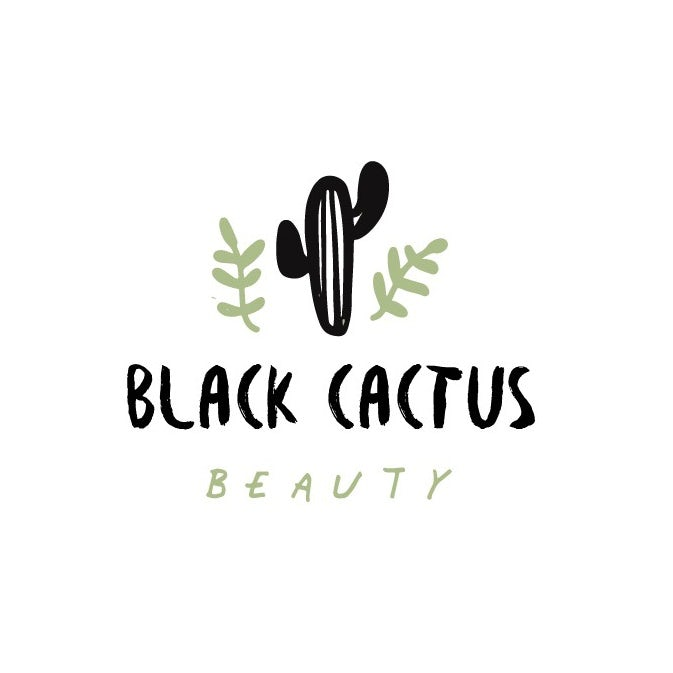 quirky beauty brand logo