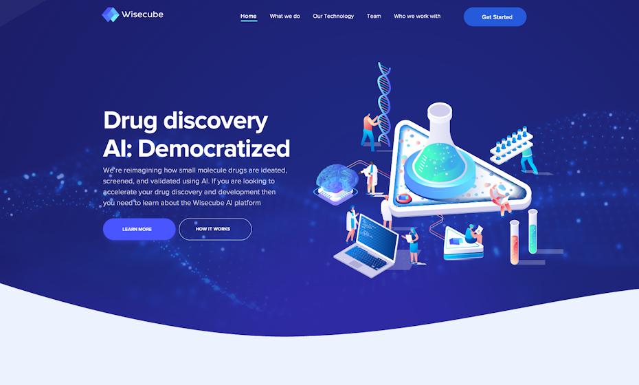 Wisecube website