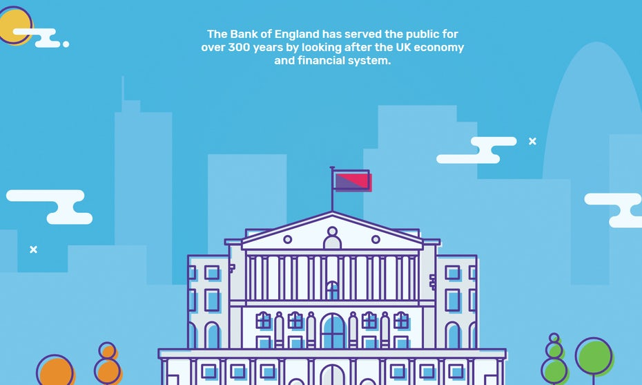 Bank of England website