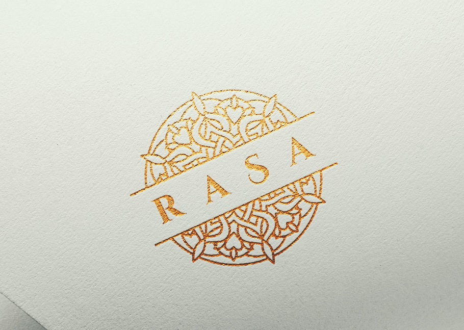 bad logo design of Rasa
