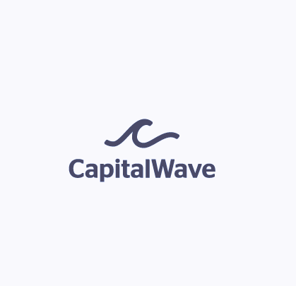 brand personality design for CapitalWave