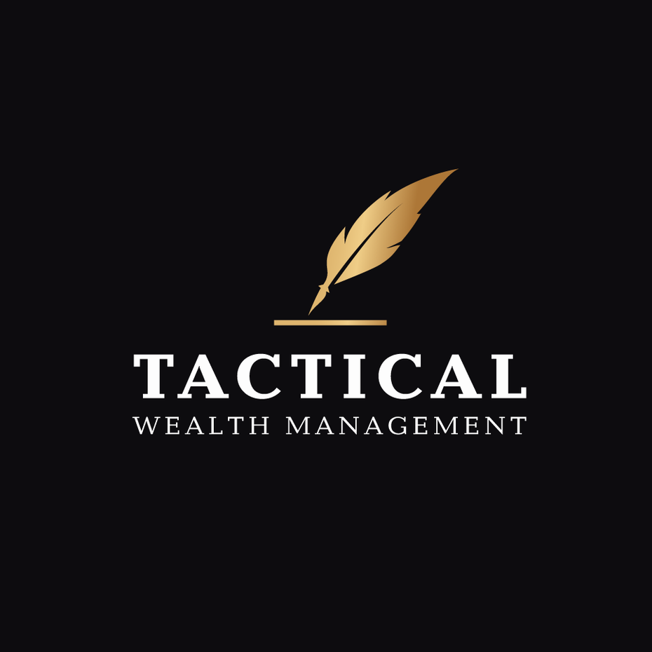 logo design for Tactical Wealth Management