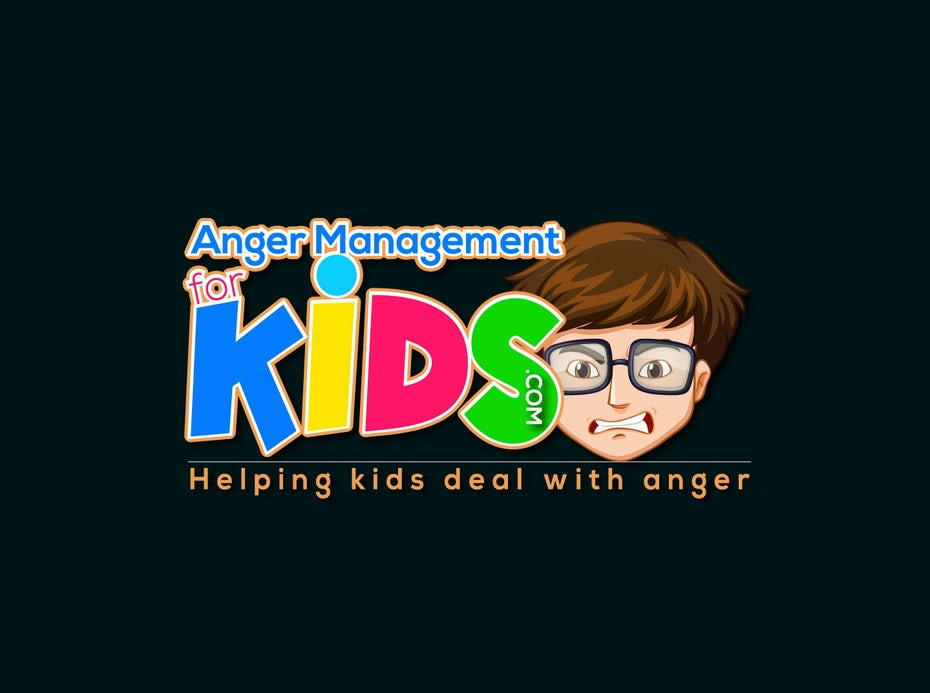 bad logo design of Anger Management for Kids
