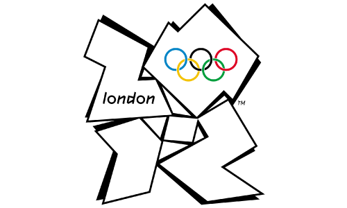 bad logo design of London 2012 Olympics