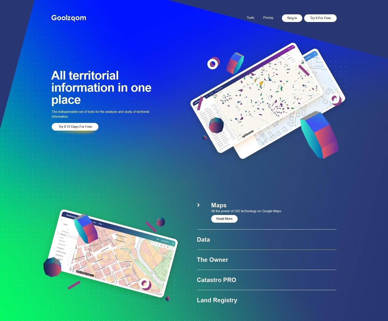Thiết kế landing page đẹp