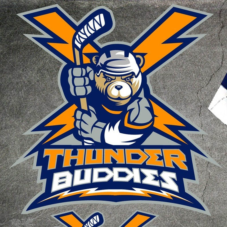 sports logo for Thunder Buddies