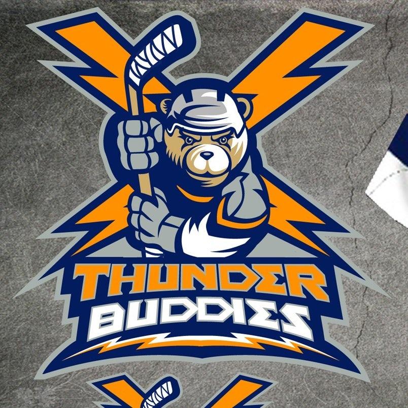 sports logo for Thunder Buddies