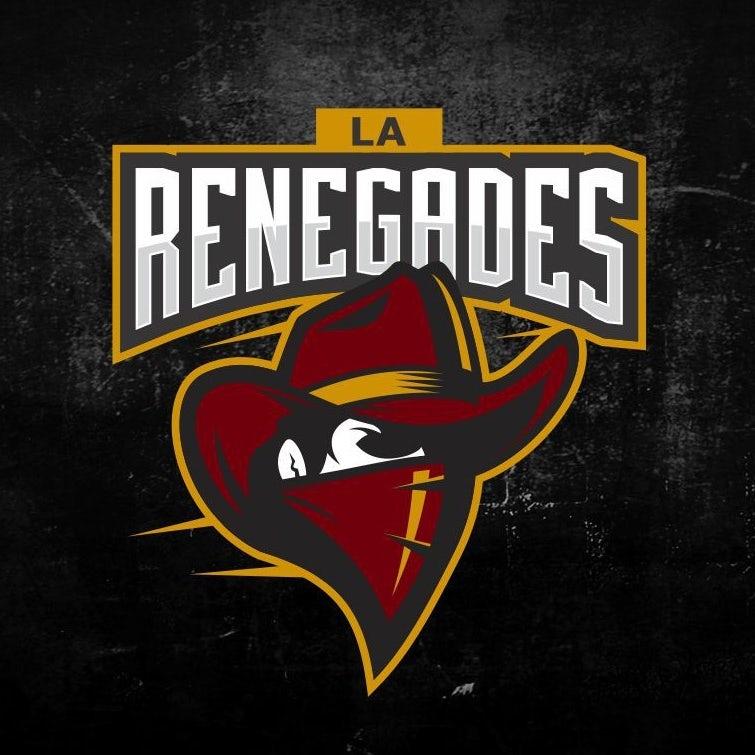 sports logo for L.A. Renegades