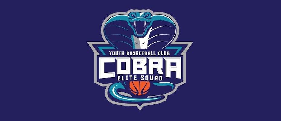 sportlogo für Cobra Youth Basketball Club