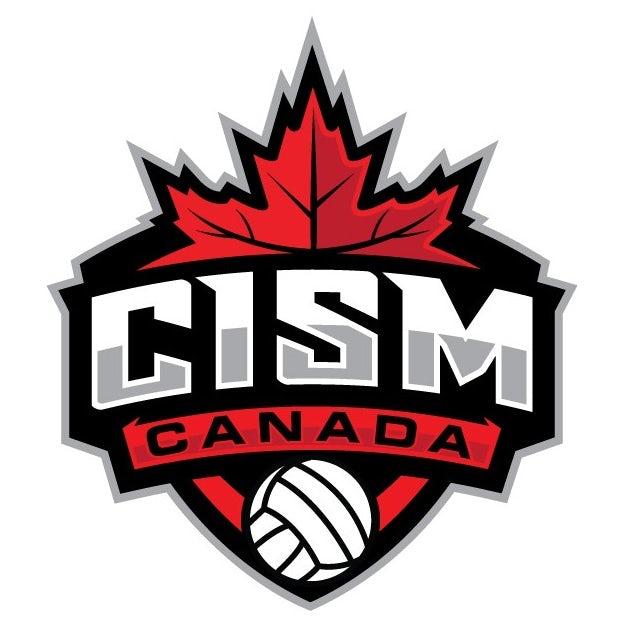 sports logo for CISM Canada
