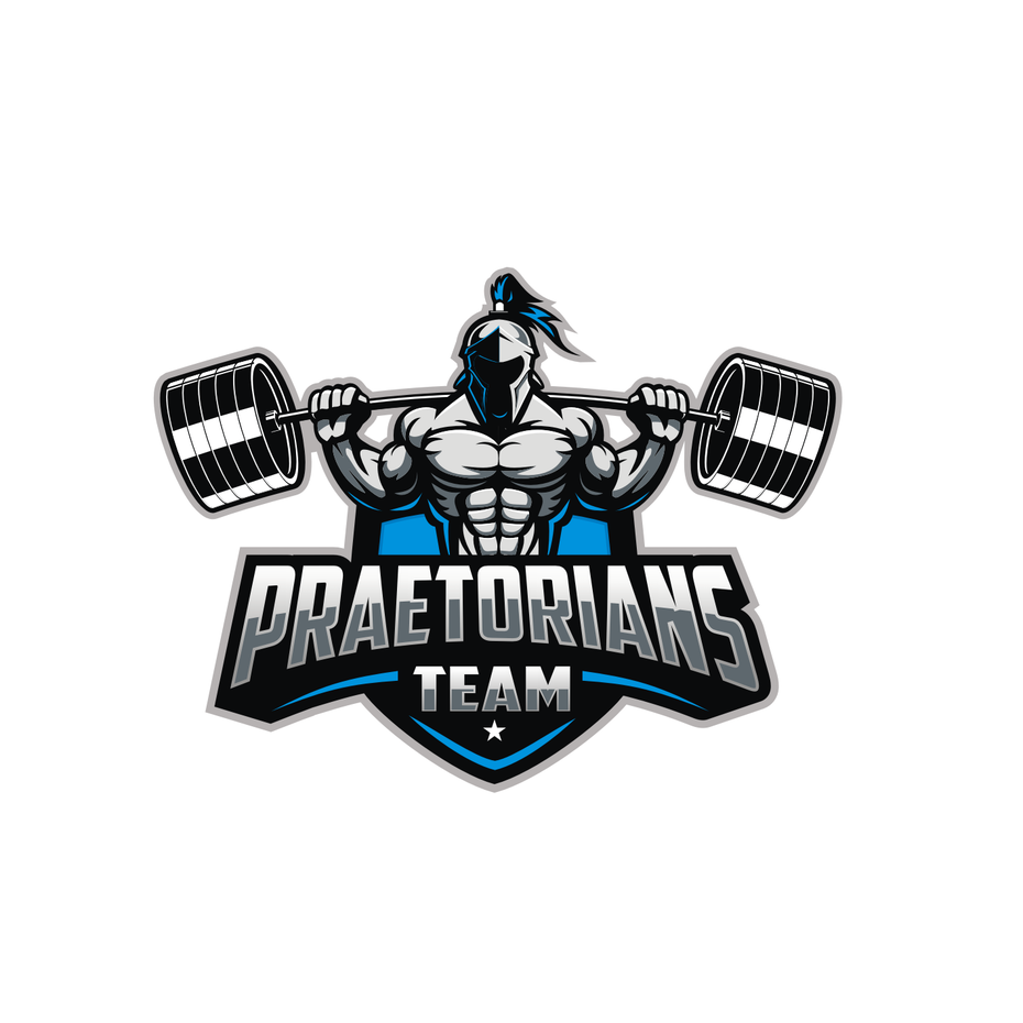 sports logo for Praetorians Team
