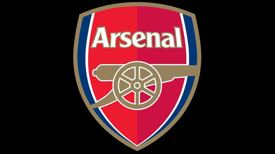 sports logo for Arsenal FC
