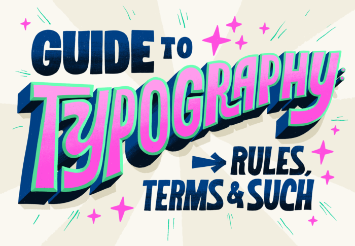guide zu typografie-design