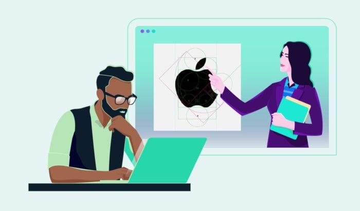 beste Logodesign-Tutorials im Netz - Illustration