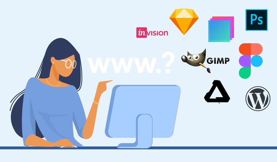 The best web design software to use in 2020