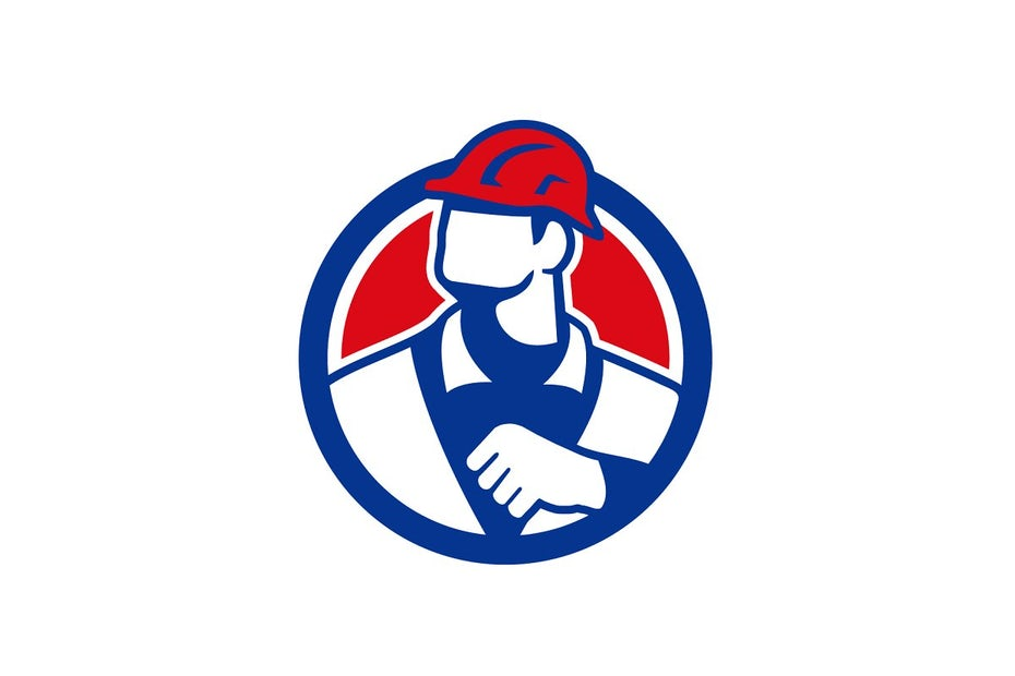 Lineman Emblem logo