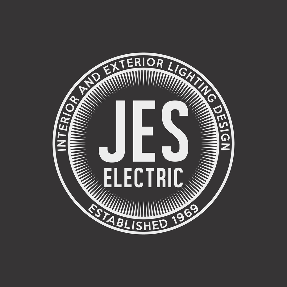 JES Electric logo