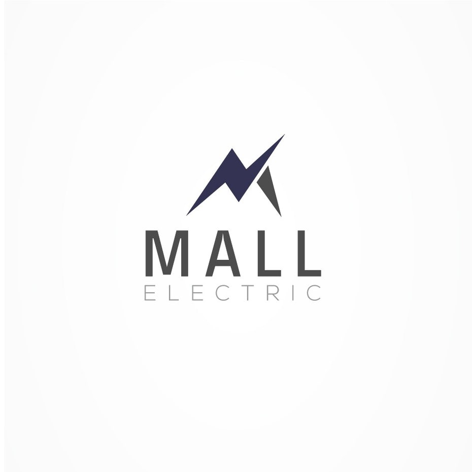 Mall Electric logo