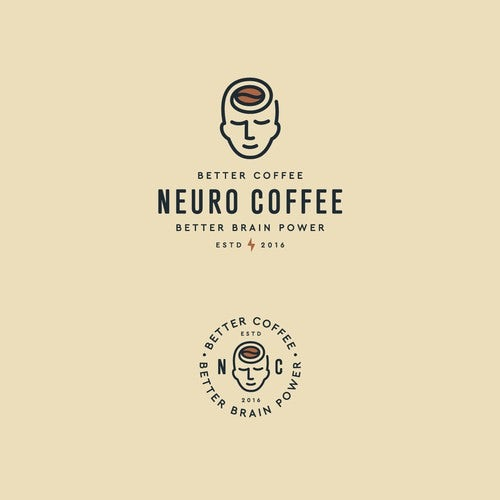 Neuro Coffee Branding