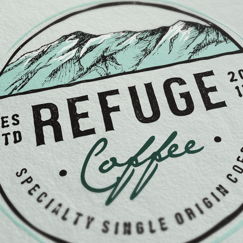 Global Refuge Coffee Branding
