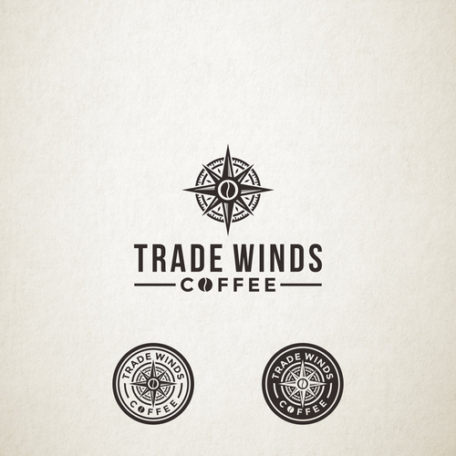 Trade Winds Coffee Branding