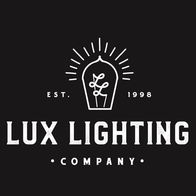 Lux Lighting Company logo