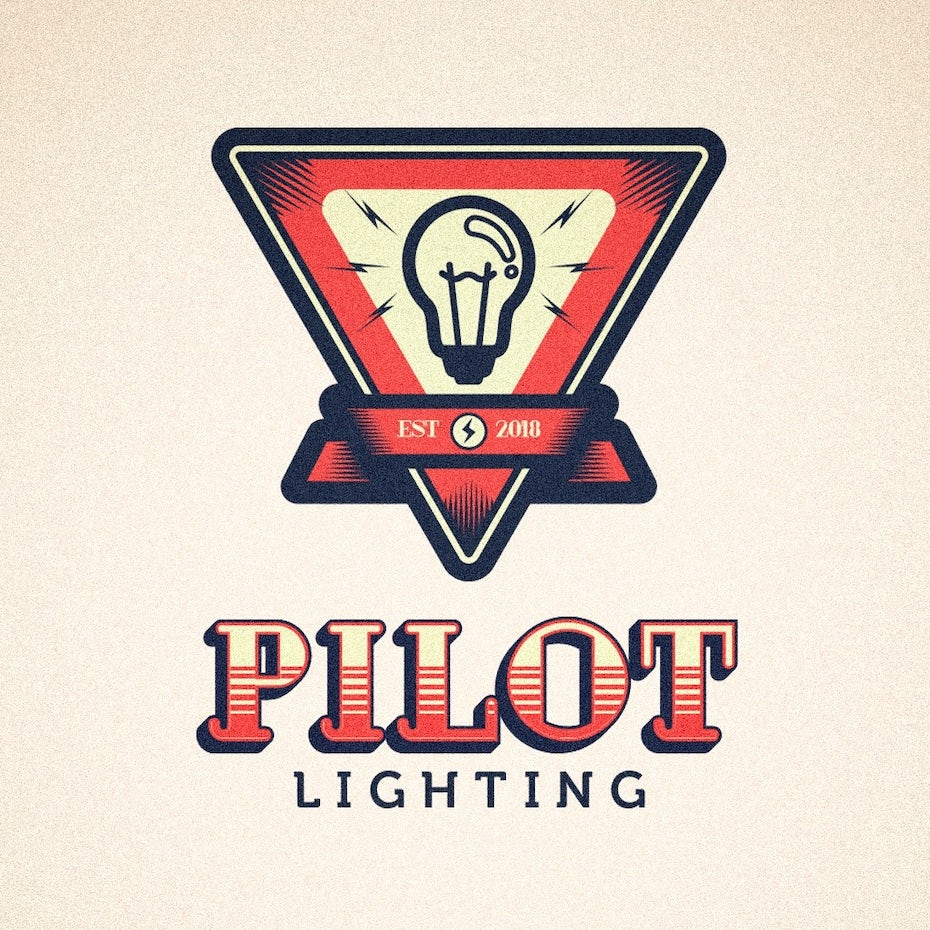 Pilot Lighting logo