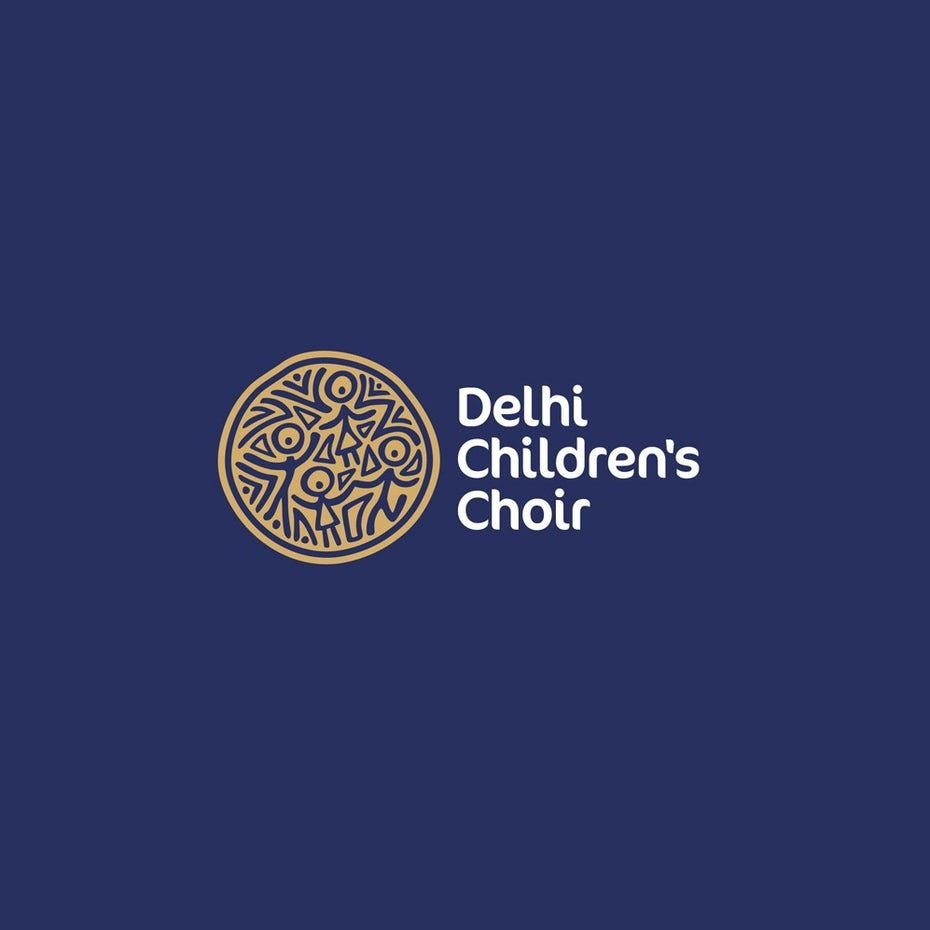 children's choir logo