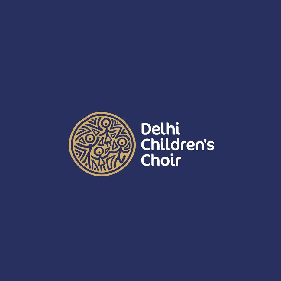 children's choir logo