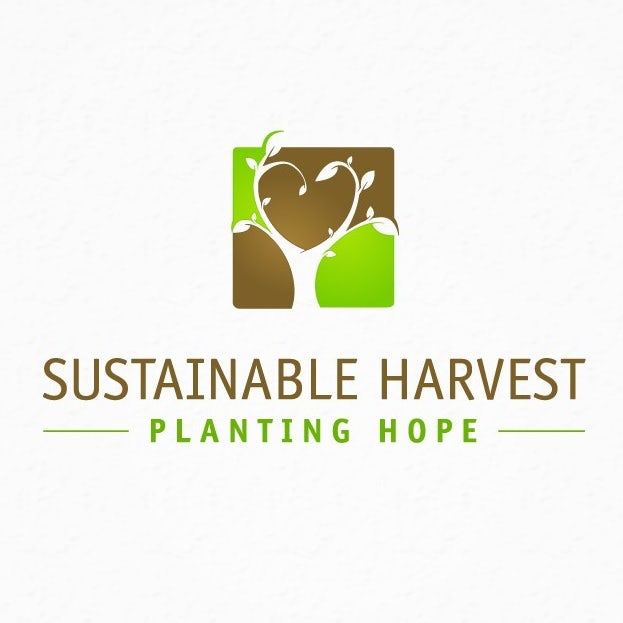 sustainable garden logo