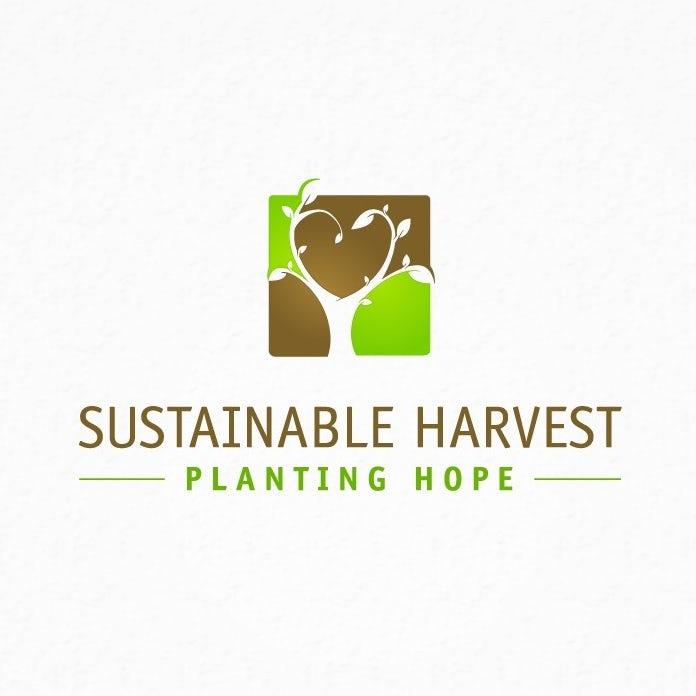 sustainable garden logo