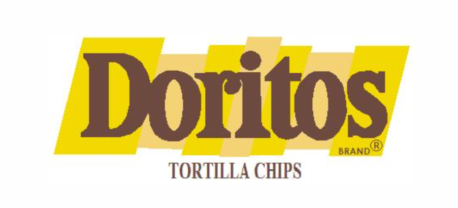Doritos logo evolution, 1979