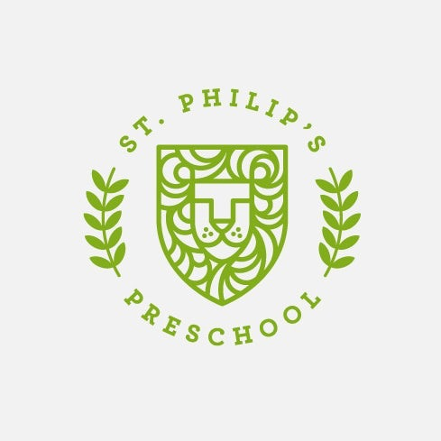 St Philip's Preschool logo
