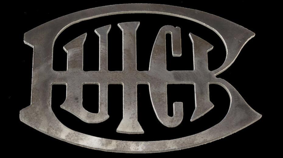 Le logo de Buick en 1911