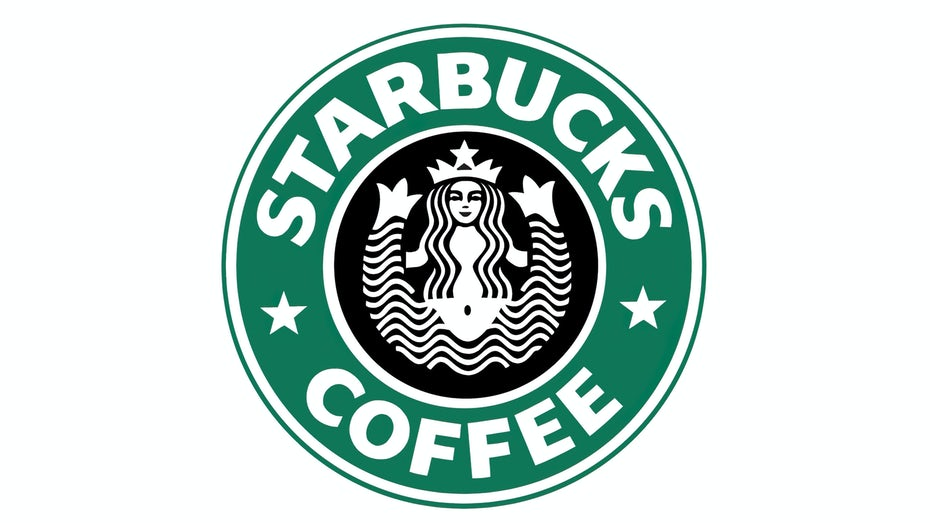 Starbucks logo evolution, 1987