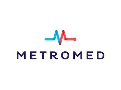 Arzt-Logo mit Linien