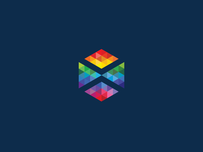 Arzt-Logo mit prisma