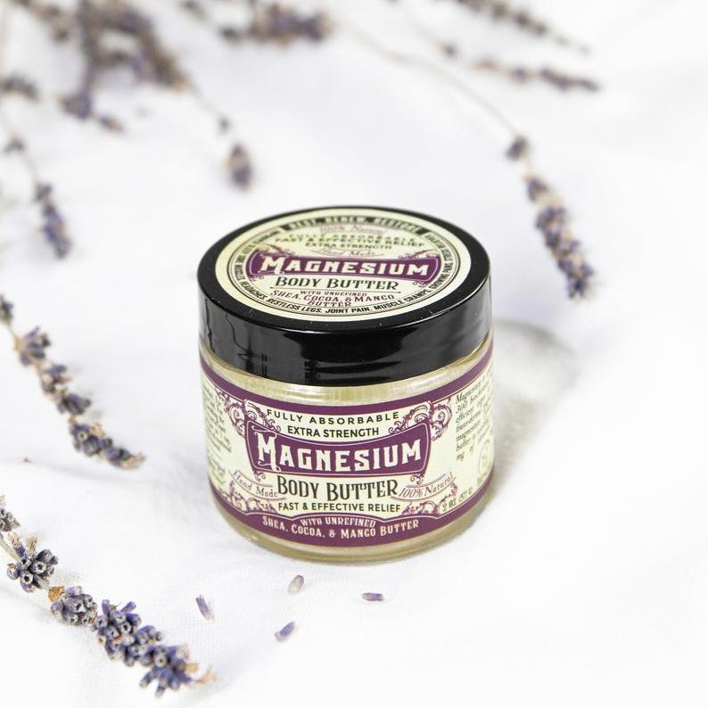 vintage experience packaging design trend: skincare product canister with a vintage-style label