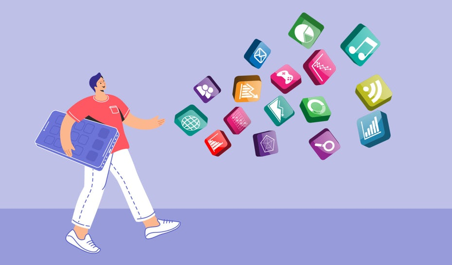 9 top app design trends for 2021